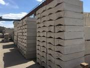 Блоки лотков водостока бетонные