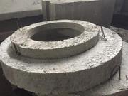 Плиты перекрытия колодцев